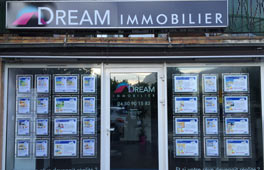 logo Dream immobilier